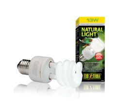 bombilla bajo consumo natural light exoterra 1