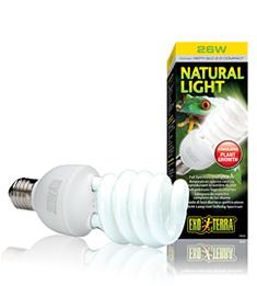 bombilla bajo consumo natural light exoterra 3