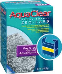 carga zeo carbon aquaclear 0