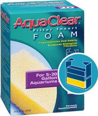 foamex aquaclear 0