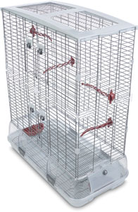 jaula vision modelo l alambre grueso 1