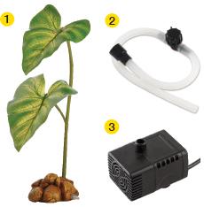 sistema de goteo dripper plant exoterra 1