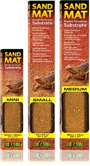 sustrato sand mat exoterra 0