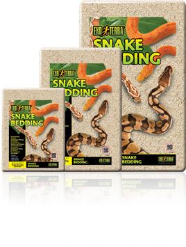 sustrato snake bedding exoterra 0