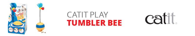 Juguete interactivo Tumbler Bee