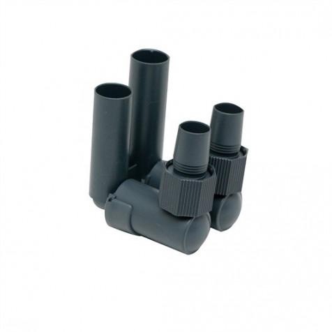 Adaptador Salva Tubos Para filtro Externo FLUVAL 04