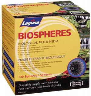 Biosferas para  Filtro Externo Skimmer Superficie para Estanque LAGUNA_PT1785