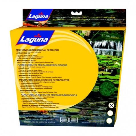 Cartucho Carbón-Zeolita Filtro Externo Skimmer Superficie para Estanque LAGUNA_PT1775