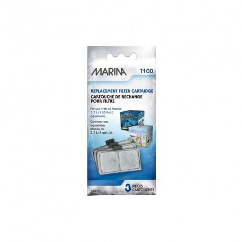 Cartucho para filtro acuario de 3,7L MARINA