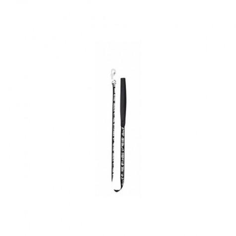 Correa o collar ajustable de nylon camuflaje gris/negro AVENUE correa 19 mm