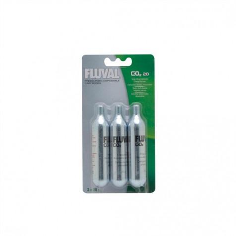 CO2 MINI Recambio 20Grs (3 und) FLUVAL_A7541