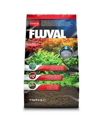FLUVAL PLANT & SHRIMP SUSTRATO