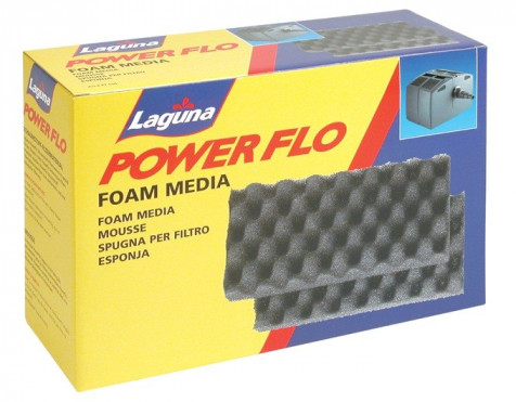 Foamex Filtro Sumergible Power Flo LAGUNA_PT550