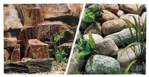 Fondo Decorativo Rocas MARINA 45cm x7,6 m