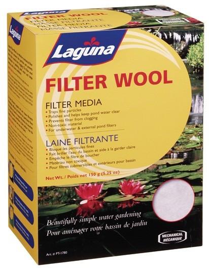 Lana Filtrante para Filtro Externo Skimmer Superficie para Estanque LAGUNA_PT1780