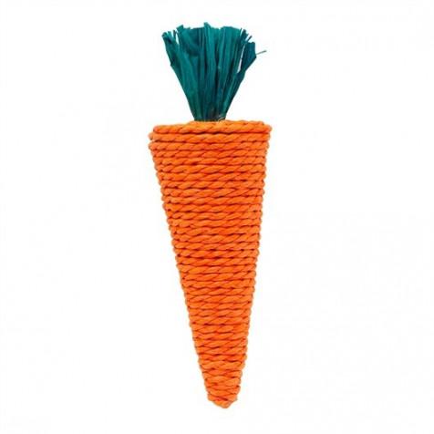 Nibblers Zanahoria Cascara de Maiz Living World_61307