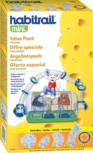 Pack Variado HABITRAILMINI