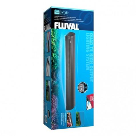Pantalla Cuatro Tubos T5 FLUVAL