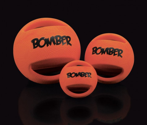 Pelota con asas Bomber