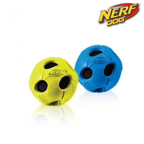 Pelotas de tenis cubiertas de goma Nerf