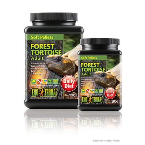 Alimento para tortuga de bosque adulta EXOTERRA