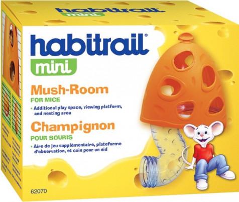 Refugio Hongo Habitrail Mini_62070