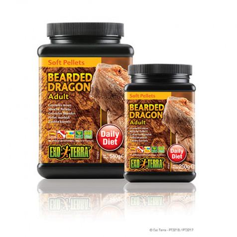 Alimento para dragón EXOTERRA
