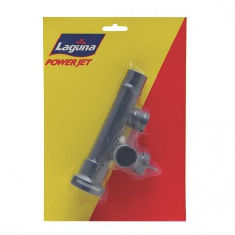 Tubo Regulador de Caudal en T 12,7mm LAGUNA_PT610