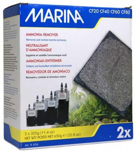 Zeolita  2 x 325grs FILTRO EXTERNO MARINA CF_A54
