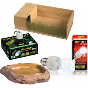 Kit de Iniciación para Tortugas de Tierra