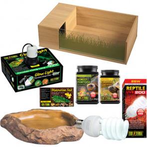 Kit Completo de Iniciación para Tortugas de Tierra