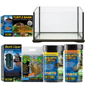 Kit de Iniciación para Tortugas Acuaticas