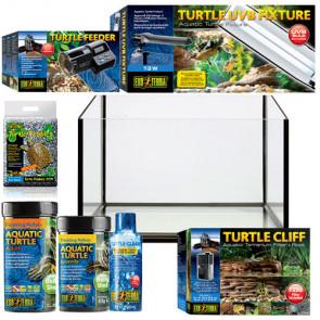 Kit Completo de Iniciación para Tortugas Acuaticas