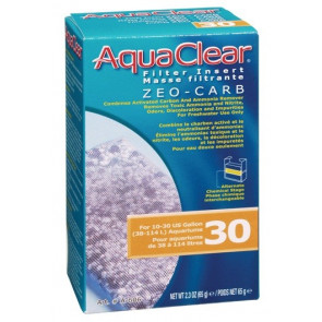 Carga Zeo-Carbon Aquaclear 30