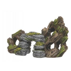 Decoración Roca y Corteza MARINA