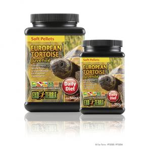 Alimento Tortuga Europea Juvenil EXOTERRA