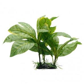 FLUVAL DECOR Planta  SPATHIPHYLLUM con base 22cm_PP1609