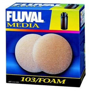 Foamex Filtro Externo FLUVAL Serie 03 103