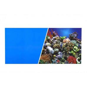 Fondo Decorativo Azul/Coral Marina 45cm x7,6 m