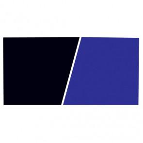 Fondo DecorativoNegro/Azul  Marina 45cm x7,6 m