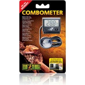 Hidrómetro/Termometro Digital EXOTERRA_PT2470