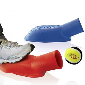 Juguete para perros lanza pelotas de tennis NERF