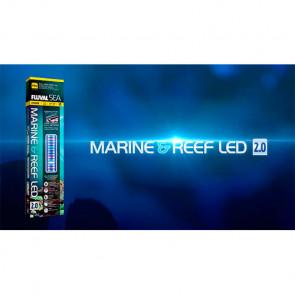 Pantalla LED 2.0 marino y arrecife FLUVAL