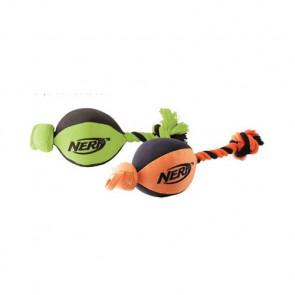 Lanzador de pelota de rugby NERF 2Uds.