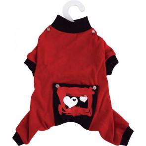 Pijama Rojo DOGIT