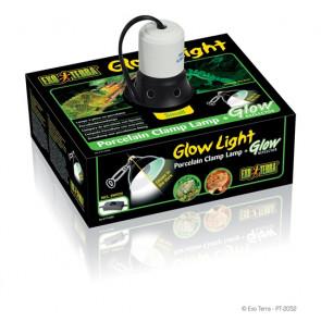 Porta Lámpara Glow Light Pequeño EXOTERRA