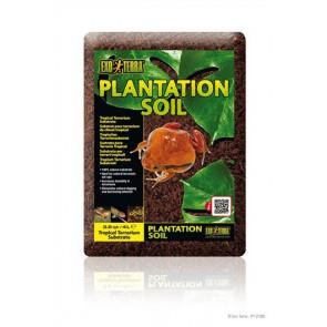 Sustrato Plantation Soil EXOTERRA