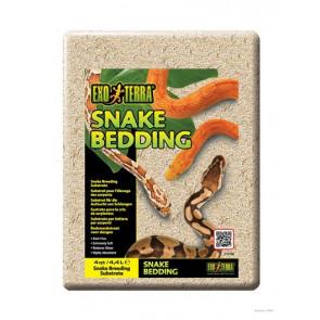 Sustrato Snake Bedding EXOTERRA