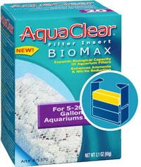 Carga Biomax para filtros mochila AQUACLEAR