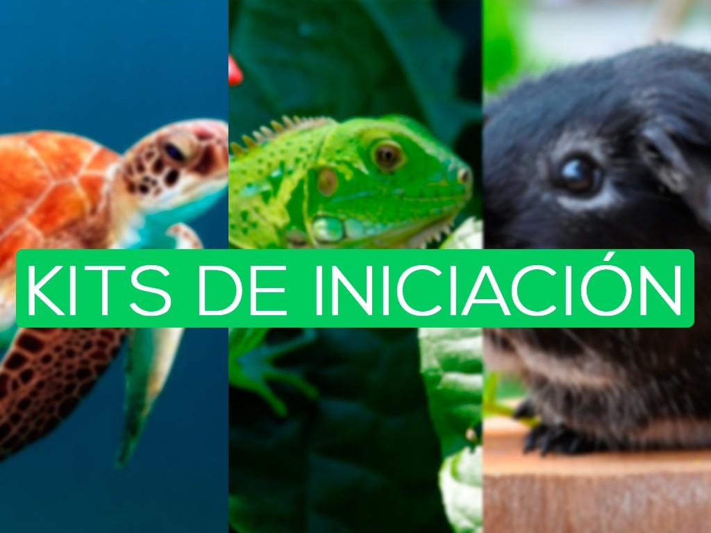 Os presentamos los Kits de Iniciación para tus mascotas.